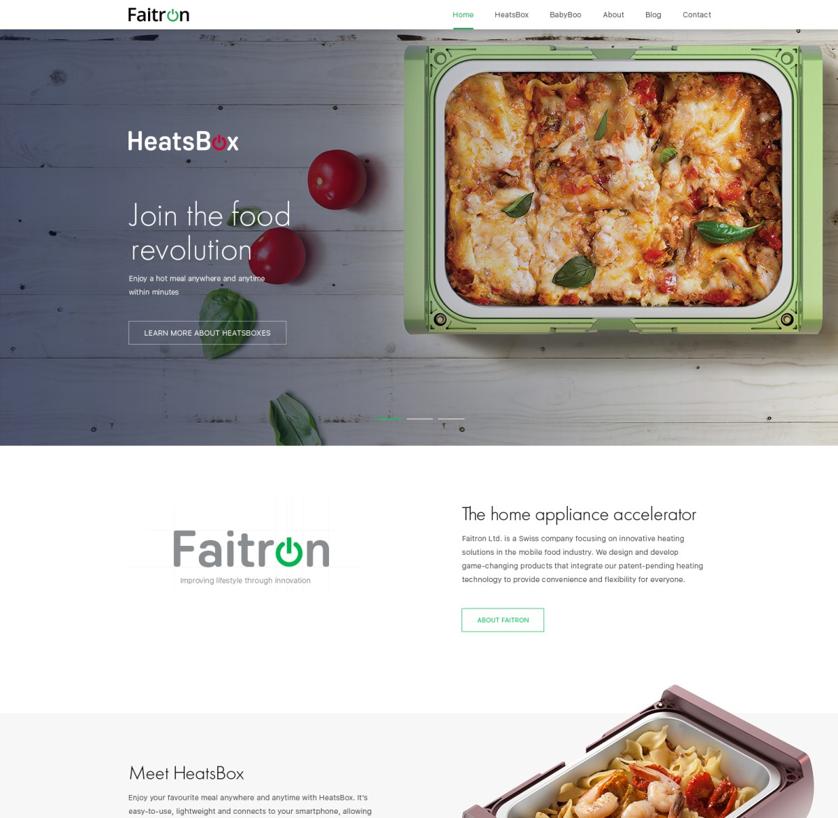 Heatsbox electric heating lunch box container for hot food faitron forumfinder Choice Image